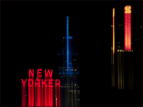 New Yorker Empire State #1